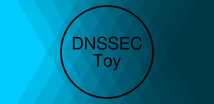 DNSSEC Toy screenshot