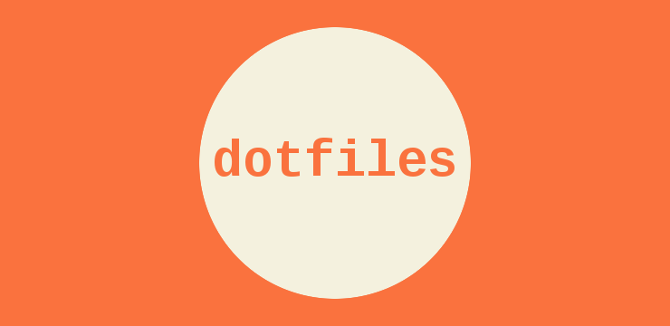 Dotfiles screenshot
